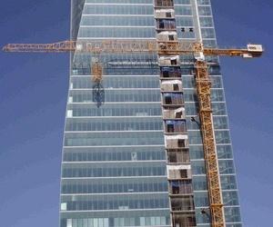 Empresa especializada en grúas torre en Madrid