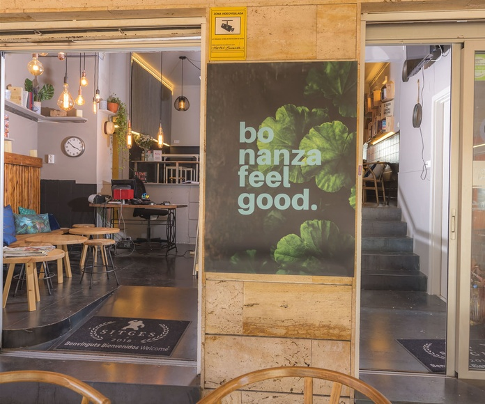Bonanza  Restaurant: Built Works de FPM Arquitectos