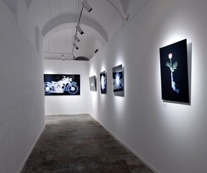 Espacio Villa del Arte | Galería de arte y sala de exposiciones en el gótico de Barcelona | Pasillo