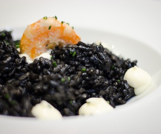 Postres: Nuestra Carta de Restaurante Hispania 20