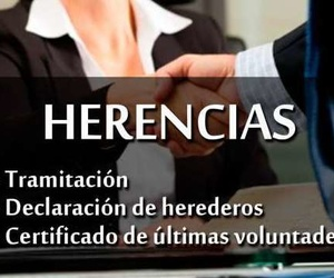 Tramitación de Herencias