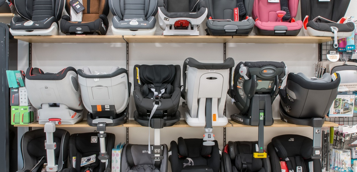 Sillas de coche para tu bebé en Pontevedra