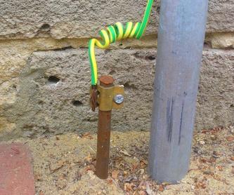 Instalación de redes de telecomunicaciones en Santa Cruz de Tenerife: Servicios de Jaime Instalaciones Eléctricas y Mantenimientos