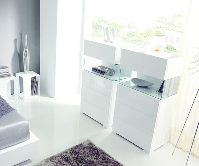 Dormitorio 1: Nuestros muebles de Muebles Aguado