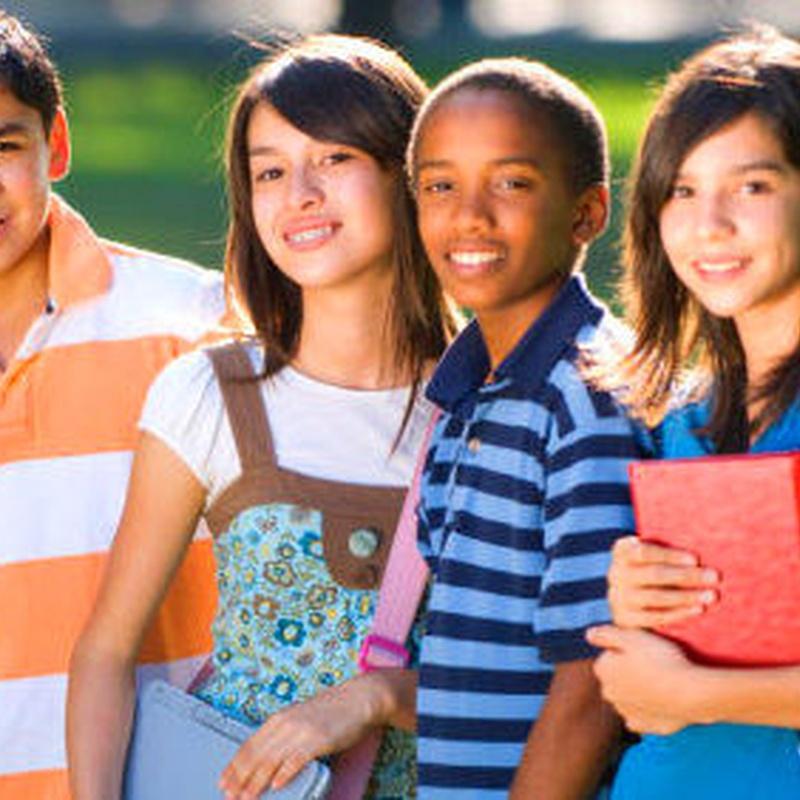 coaching niños y adolescentes