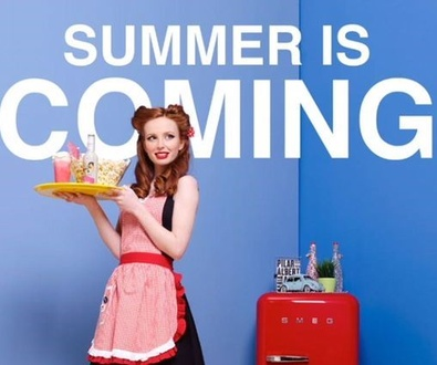 ¡El verano ya está aquí!