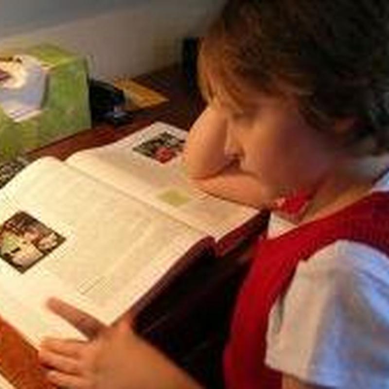 Trastorno del aprendizaje: Terapias de Psicología Infantil Montse Martín López
