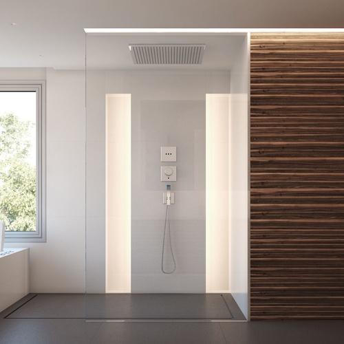 diseño de baño y ducha en barcelona