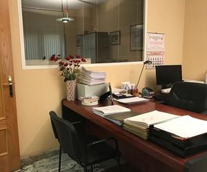 Despacho de nuestra gestoría administrativa