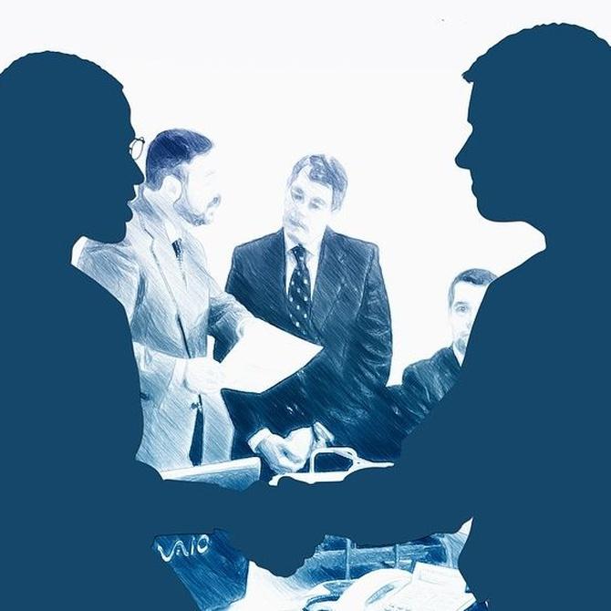 ¿En qué consiste el contrato de interinidad?