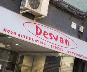 Tienda de ropa outlet en Zaragoza