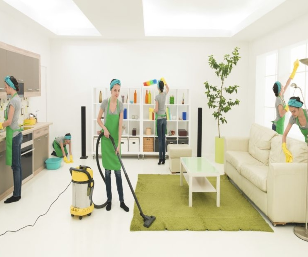 Riesgos de los productos de limpieza