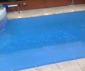 Cubiertas de protección de piscina