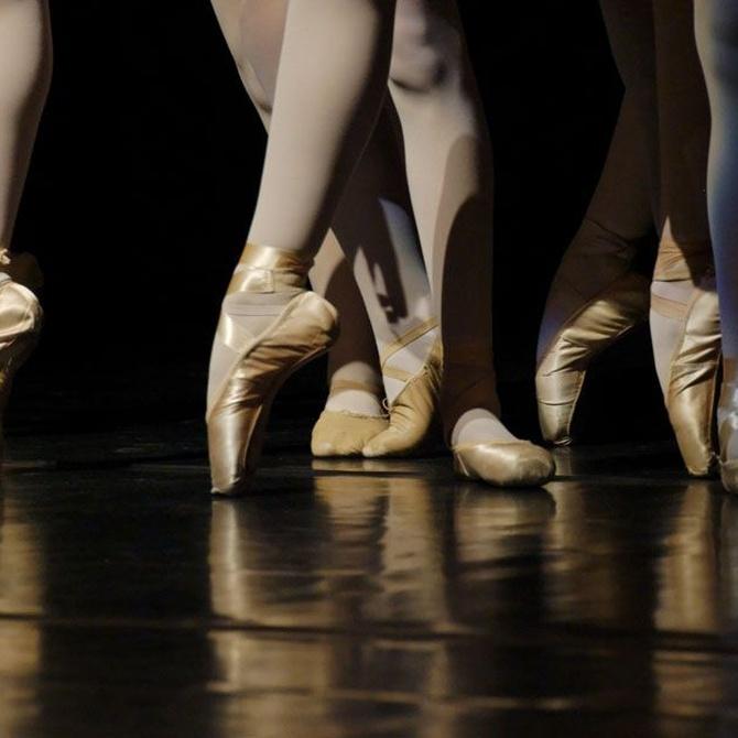 5 posiciones fundamentales de ballet