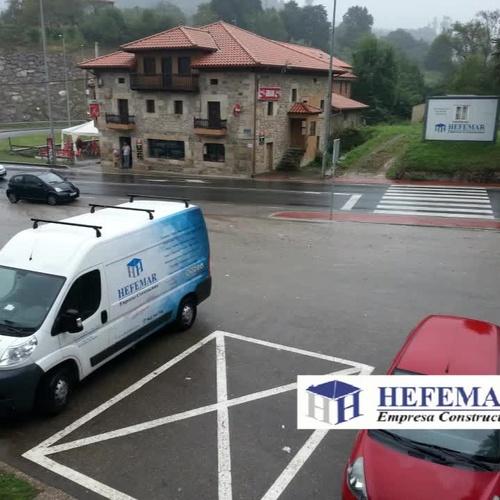 Reconstrucción de casonas en Cantabria