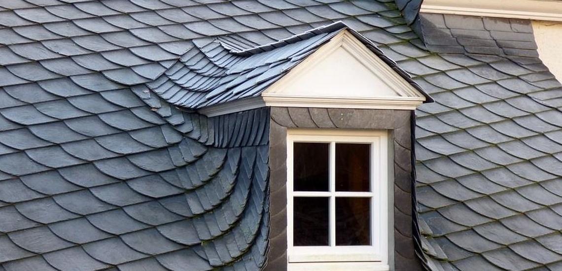Reformas de tejados de pizarra en Oviedo