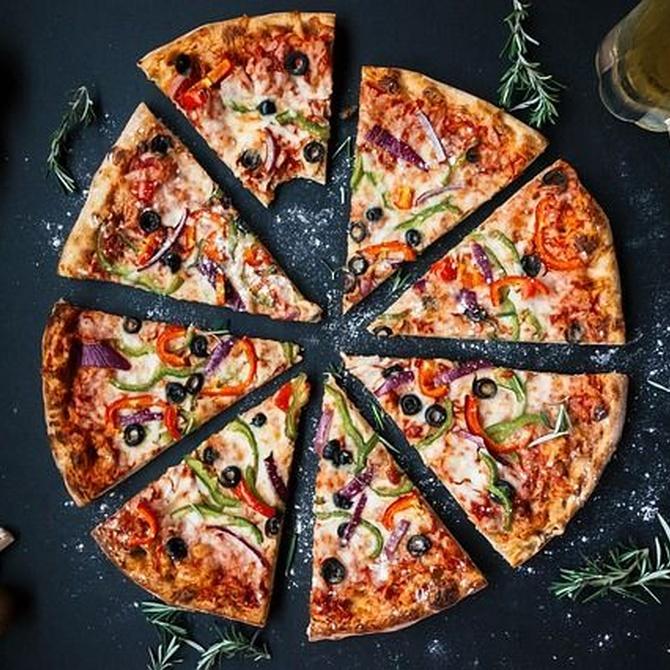 El origen de las pizzas