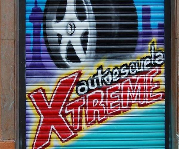 Autoescuela Xtreme, Glta. de San Antonio de la Florida, 1 en Madrid