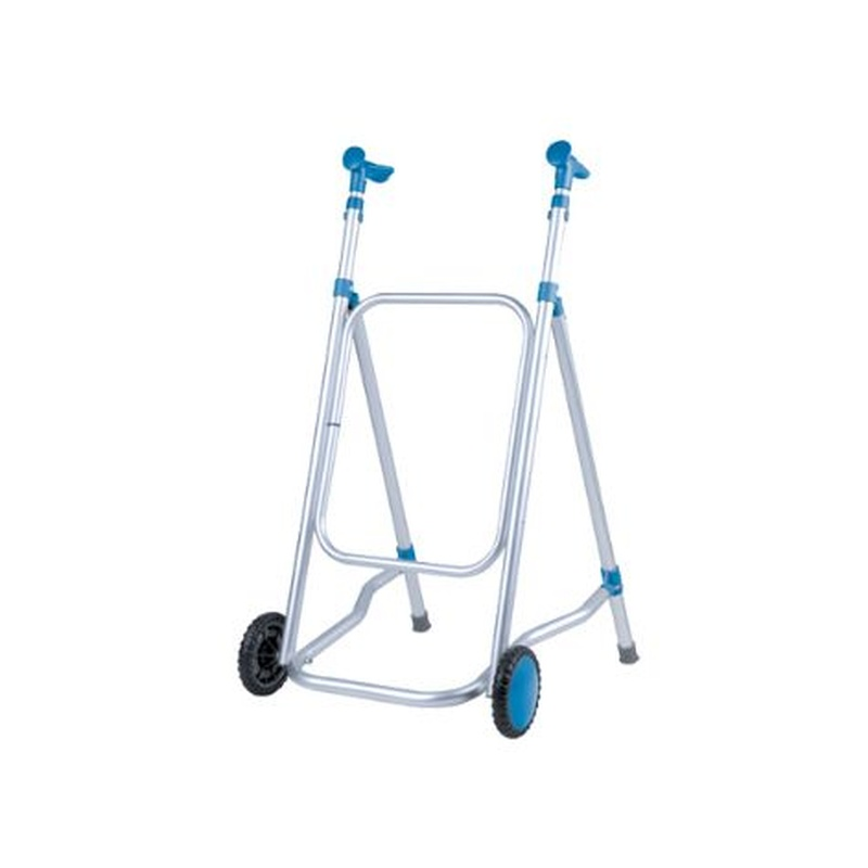 Caminador de aluminio Fly2: Productos de Ortopedia Hospitalet