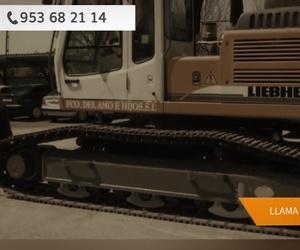 Empresas de excavaciones en Jaén