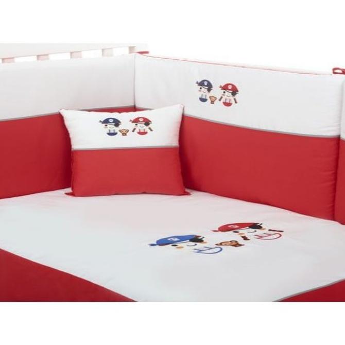 Elegir sábanas para los cuartos infantiles