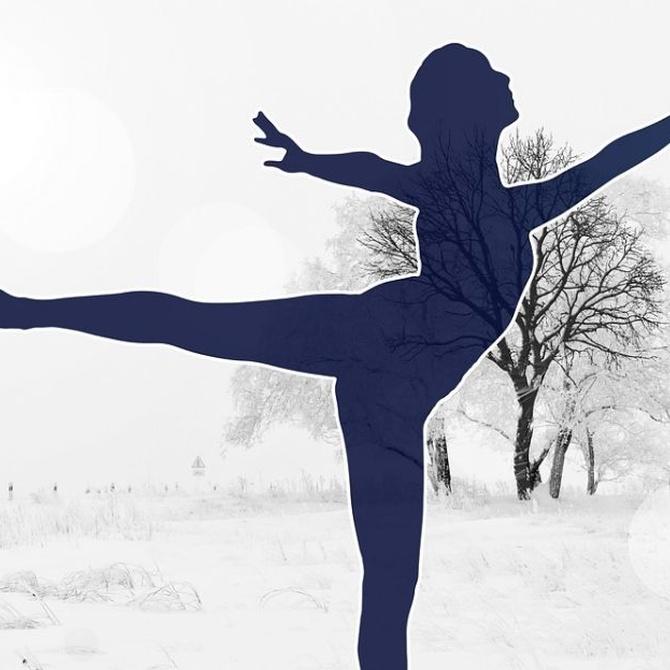 Los pasos básicos del ballet