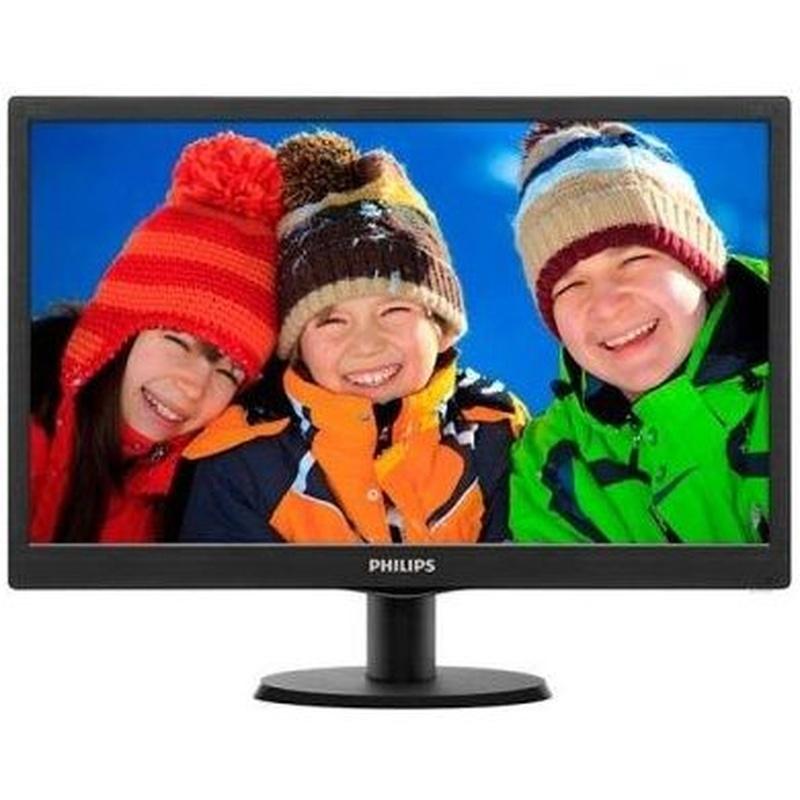 """Philips 203V5LSB26 Monitor 19.5"""" Led 16:9 5ms VGA : Productos y Servicios de Stylepc"""