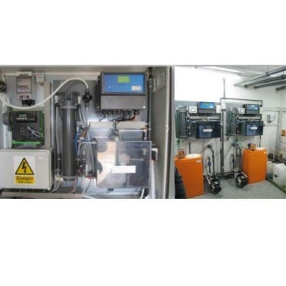 Función del sistema: Tratamiento de aguas de SOB Distribuidores