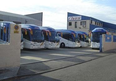 Alquiler de autocares para transporte escolar