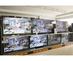 Venta de televisores de todas las marcas con las máximas garantías