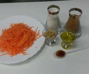 Bizcocho de zanahoria