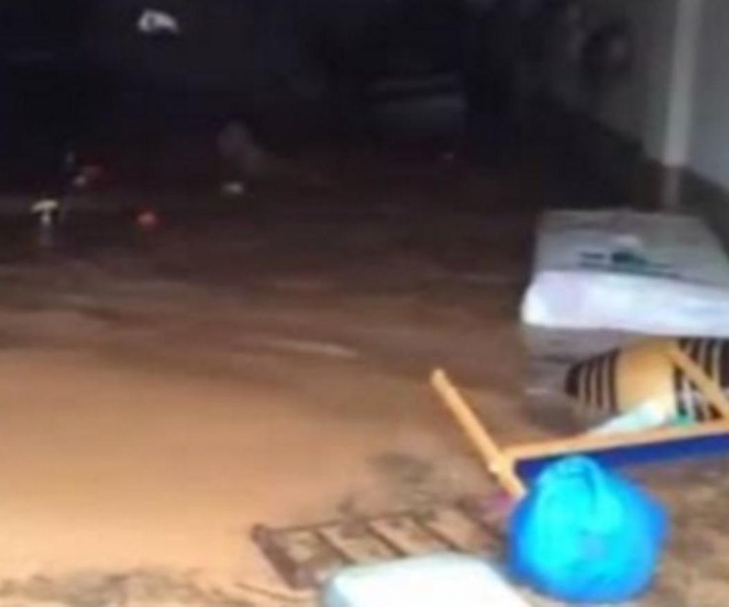 La limpieza tras una inundación