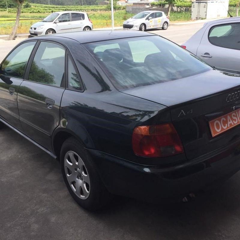 Audi A4 1.9TDI 90 CV:  de Ocasión A Lagoa