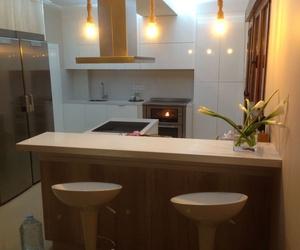 Reformas de cocinas: mobiliario a medida. Presupuestos adaptados