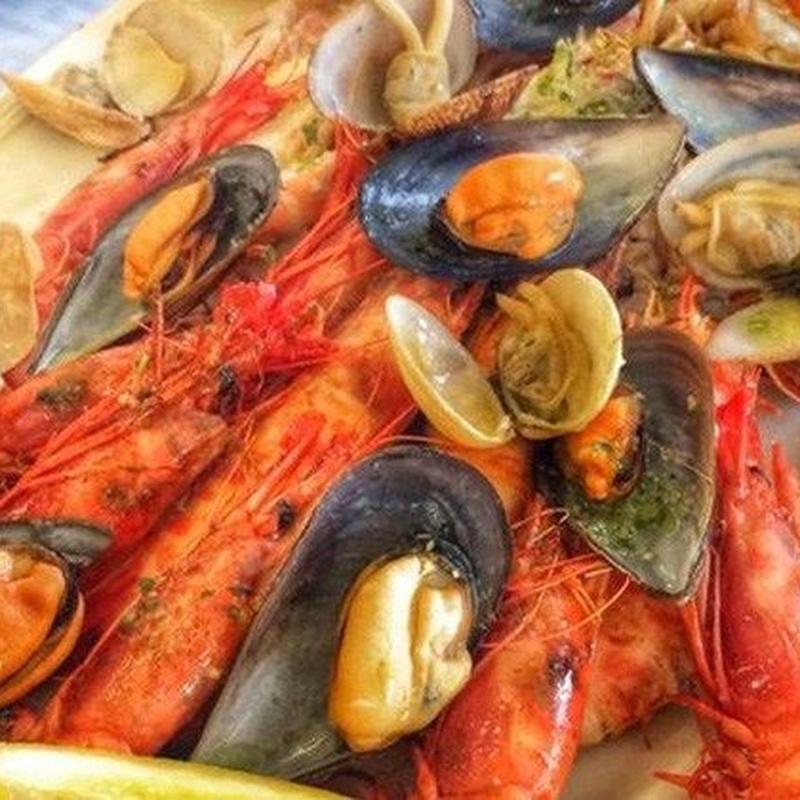 Restaurante Salamanca. Menú 6: Menús restaurantes de Grupo Silvestre