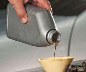 Cambio de aceite y filtros
