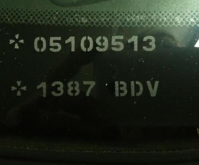 Evita que roben tu vehículo con el grabado de lunas
