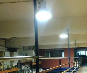Illuminación Almacen