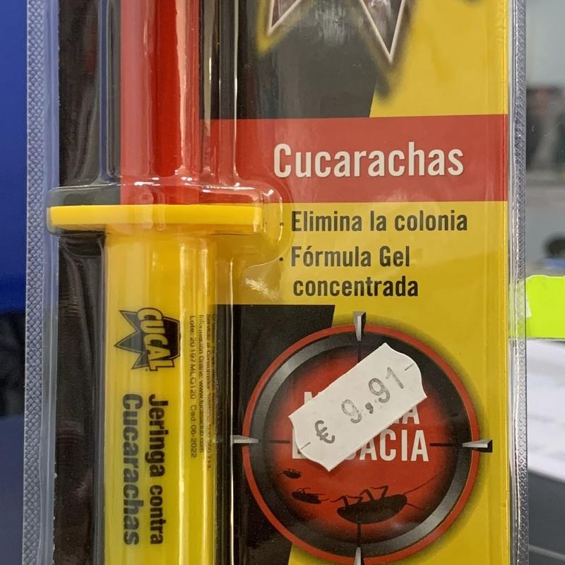 CUCAL: SERVICIOS  Y PRODUCTOS de Neteges Louzado, S.L.