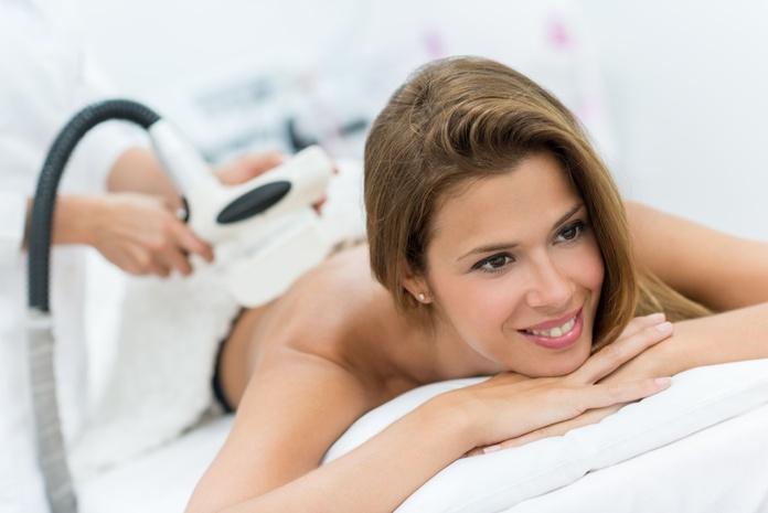 Tratamientos corporales: Peluquería y estética de Peluquería  Cristina
