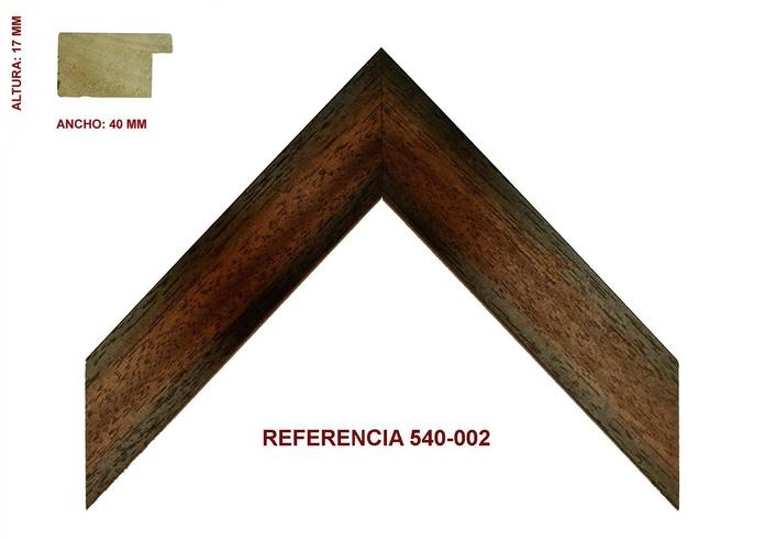 REF 540-002: Muestrario de Moldusevilla