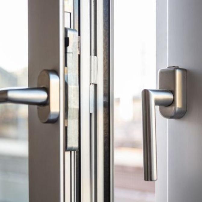 Puertas para exteriores de aluminio