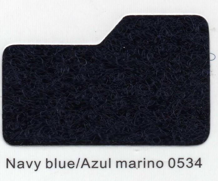 Cinta de cierre Velcro-Veraco 38mm Azul Marino 0534 (Rizo).