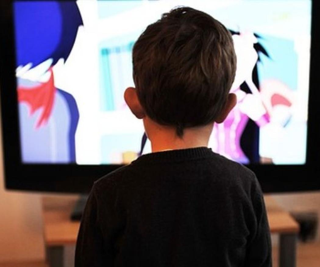 La distancia óptima para ver la televisión