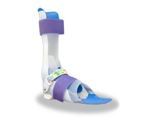 Férulas de colores para los pies