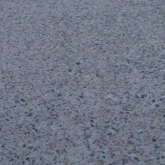 Qué es el pavimento de árido visto