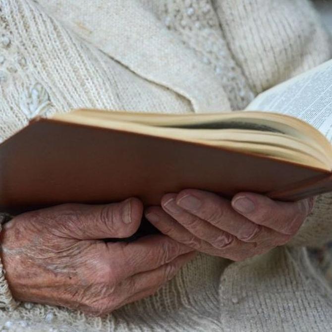La lectura y nuestros mayores