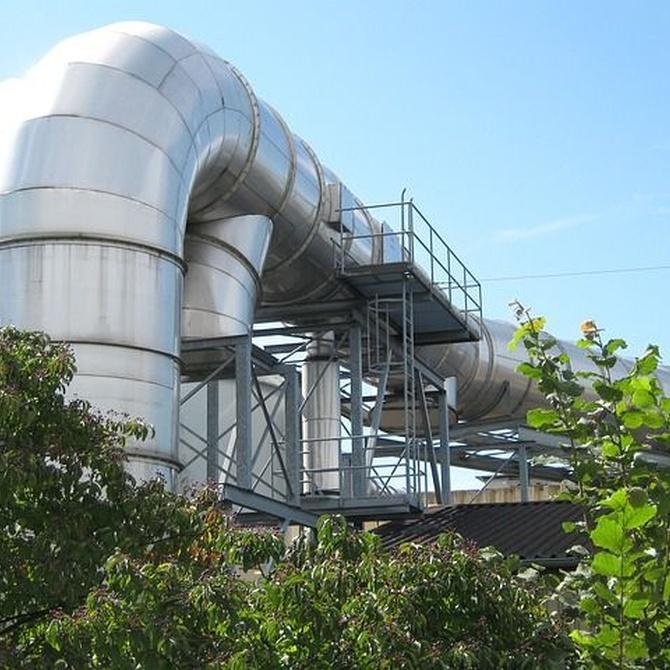 Qué es y para qué sirve la calderería industrial