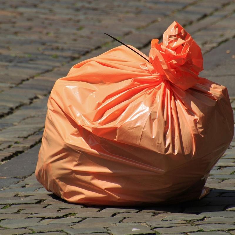 Bolsas y sacos de basura: Productos de Elegi y Bissú
