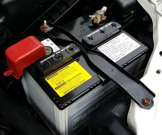 Lavadero manual ecológico de vehículos: Servicios de Aparcamiento Vibel